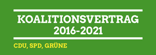 Koalitionsvertrag 2016-2021